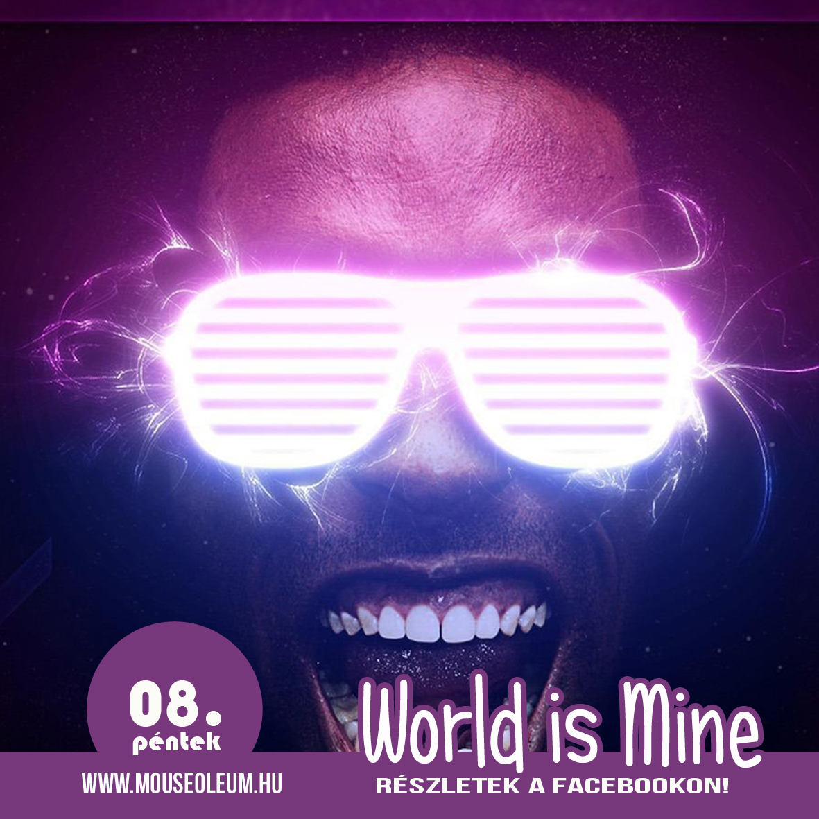 World is mine party